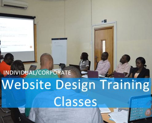website design training classes Port Harcourt Nigeria